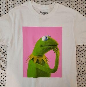 NWOT Urban Outfitters Kermit Tshirt